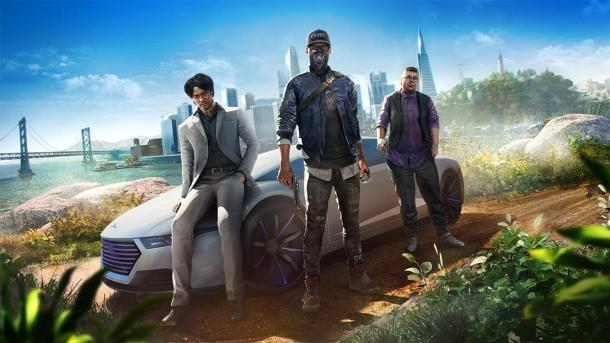 О первом дополнении в новом ролике Watch Dogs 2 Watch Dogs 2